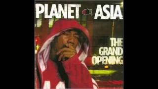 Planet Asia - Pure Coke (Featuring Martin Luther)