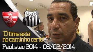 Confira tudo o que rolou fora das 4 linhas na vitória sobre o Linense pelo Paulistão 2014! ** Inscreva-se na Santos TV e fique por...