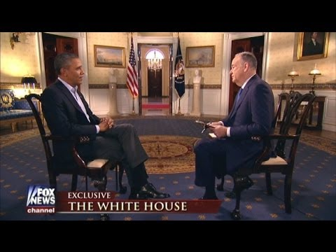 President Obama Vs Bill O'Reilly = CATFIGHT!