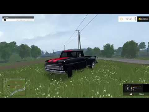 Chevy C10 tuninge v2 GAEC DU PAYS DE LOIRE