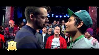 SKEEZ TV BATTLES: DOBBEL VS KAFFKA