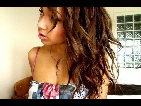 Victorias Secret Inspired Loose Curls