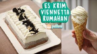 Video MEMBUAT ICE CREAM VIENNETTA RUMAHAN   ICE CREAM CAKE RECIPE MP3, 3GP, MP4, WEBM, AVI, FLV Juni 2019