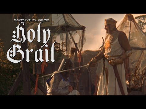 Monty Python and the Holy Grail as an Epic Drama