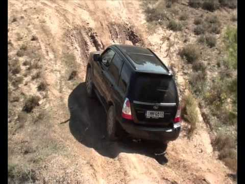 SUBARU FORESTER OFF ROAD.wmv (видео)
