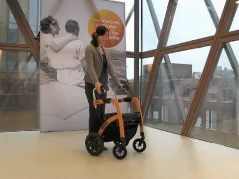 Rollz Motion rollator/rolstoel-combinatie