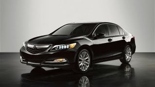 2014 Acura RLX-First Look Camerons Car Reviews