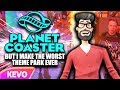 Download Lagu Planet Coaster but I make the worst theme park ever Mp3 Free