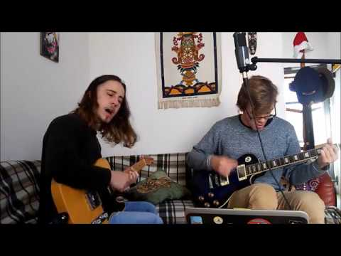 Wet Sand cover - Red Hot Chili Peppers by Jean & Miguel