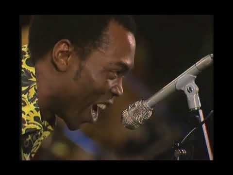 Fela Kuti & Africa 70 - Pansa Pansa - FULL HD (Berlin 1978)