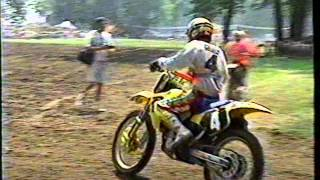 Troy (OH) United States  city pictures gallery : 1990 U.S. Outdoor MX Nationals Troy, Ohio Round 7
