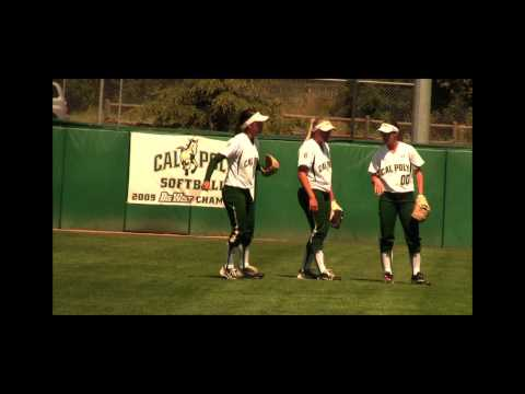 Cal Poly Softball Highlights versus Pacific (April 6, 2013)