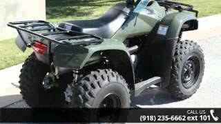 8. 2014 Honda Fourtrax Recon 250TEE  - Heartland Honda - Spr...