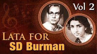 Lata Mangeshkar with S.D Burman Video Songs Jukebox 2