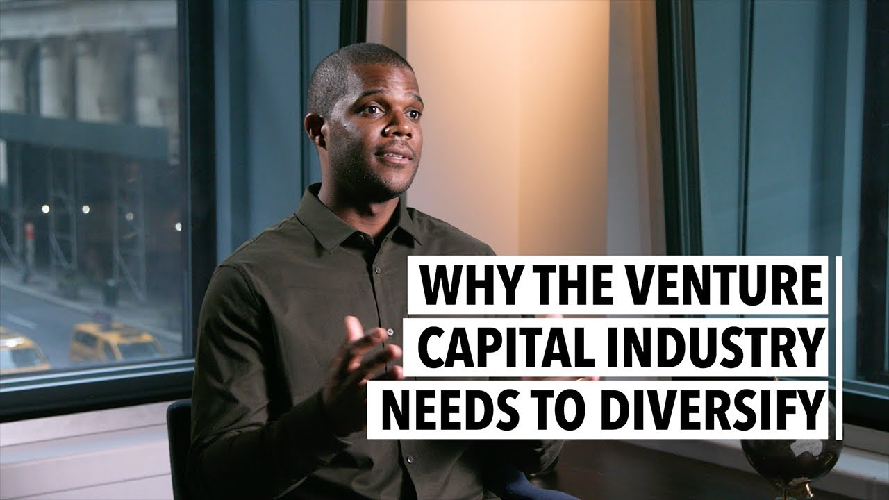 Why the Venture Capital Industry Needs to Diversify