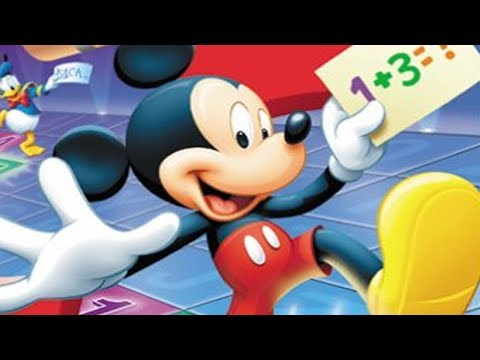 kindergarten - Educational game for kids - Disney Mickey Mouse Kindergarten Learn about Language Arts, Math, Following Directions and other age appropriate skills.