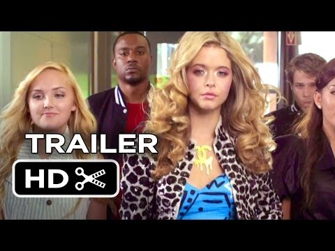 G.B.F. Official Trailer 1 (2014) - Natasha Lyonne, Evanna Lynch Movie HD
