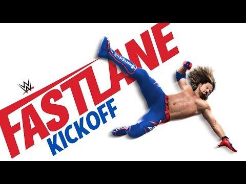 WWE Fastlane Kickoff: March 11, 2018