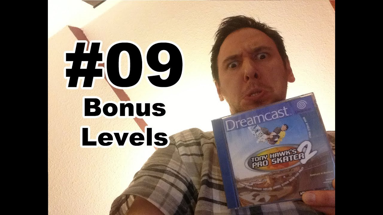 #09 Tony Hawk's Pro Skater 2 – Bonus Levels (Speedy Renton Let's Play)