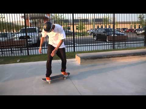 Chris Vaneekelen at Williams Farm Skate Park