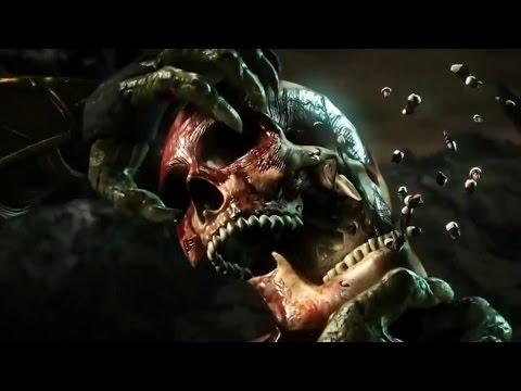 Mortal Kombat X All New Fatalities X-Ray Ermac, Reptile, Kung Lao, Kitana, Kano,Quan Chi Update 2015