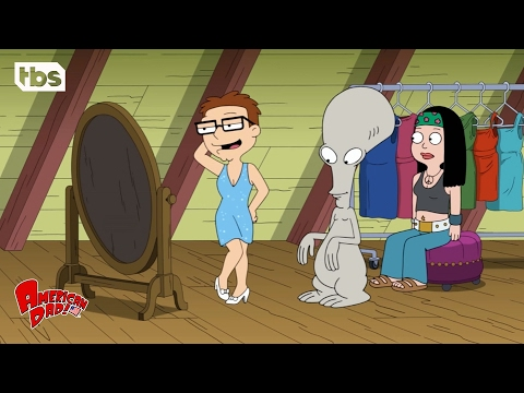 American Dad: Steve Smith Is Confused (Season 10 Episode 10 Clip) | TBS
