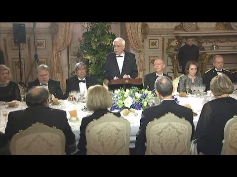 Καλή δύναμη στη νεολαία της Πορτογαλίας ευχήθηκε ο Πρ. Παυλόπουλος