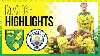 Video HIGHLIGHTS | Norwich City 3-2 Manchester City | The Canaries Stun The Champions MP3, 3GP, MP4, WEBM, AVI, FLV September 2019