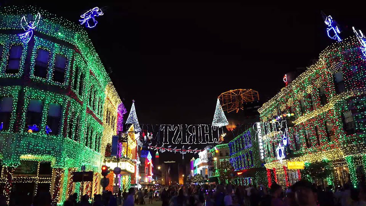 Osborne Spectacle of Dancing Lights 2015 - Have Yourself a Merry Little Christmas