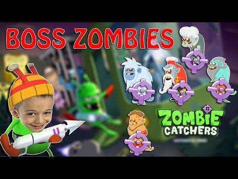 лови зомби мульт
