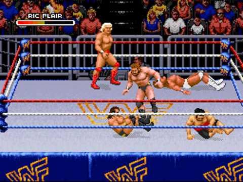 wwf royal rumble super nintendo game