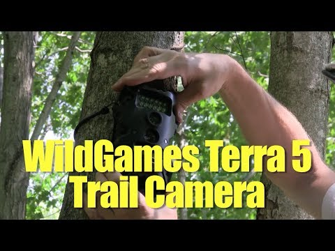 Terra 5 Game Camera Unboxing & Review
