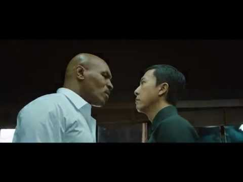 Ip Man 3 Trailer Starring Mike Tyson