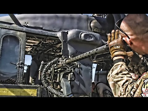 Combat Search And Rescue (CSAR) Training • USAF/55th RQS