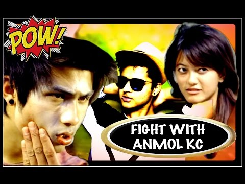 FIGHT WITH ANMOL KC [FILM ZONED - HOSTEL] (видео)