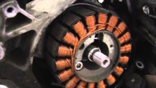 6. 30)-  PROJECT Honda  RUCKUS - HOW TO= Engine COMPLETE REBUILD