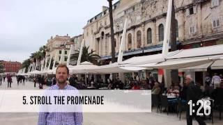 Dubrovnik Croatia  city photo : Top 10 Things to Do in Split and Dubrovnik, Croatia