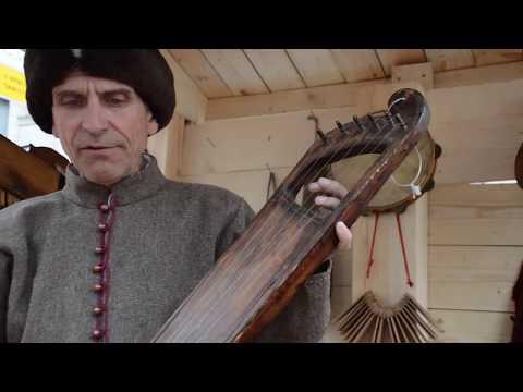 """Как звучат старинные музыкальные инструменты. Фестиваль """"Времена и эпохи"""" 2017"""