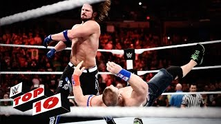 Top 10 Raw Moments  Wwe Top 10  June 7  2016
