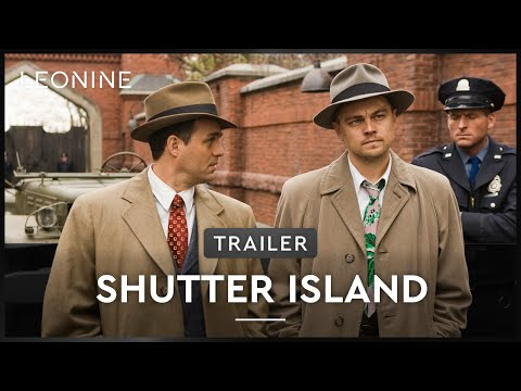 SHUTTER ISLAND | Trailer | Deutsch