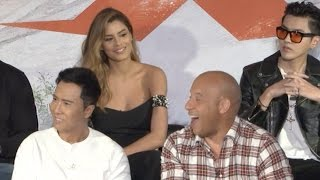 Nonton xXx 3: Return of Xander Cage | full press conference (2017) Film Subtitle Indonesia Streaming Movie Download