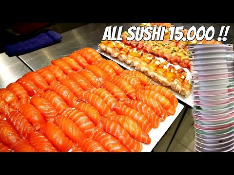 SUSHI MURMER 15.000 DI GRAND INDONESIA