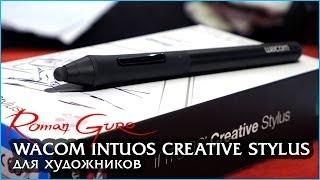 Обзор Wacom Intuos Creative Stylus для Ipad
