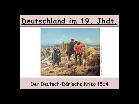 Der Deutsch-Dänische Krieg 1864 (Friede von Wien | Ve ...