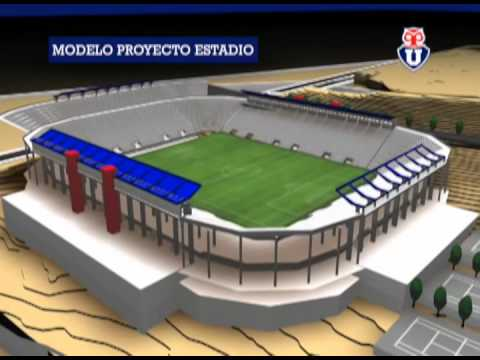 [Video] La U tendrá estadio en la Laguna Carén - Vamosleones