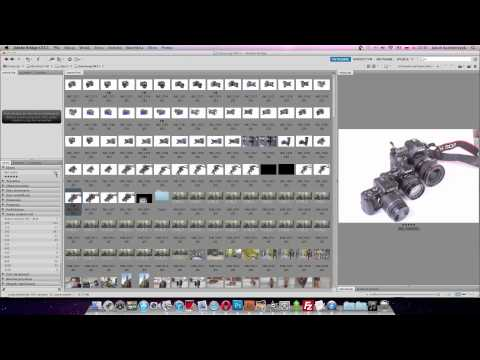 Masowa obróbka plików RAW - poradnik wideo