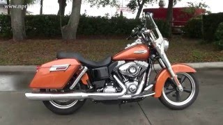 1. 2014 Harley Davidson FLD Dyna Switchback for sale in Florida