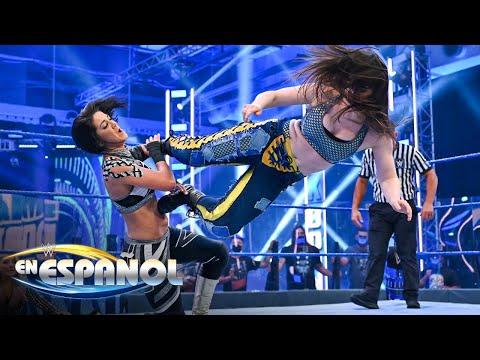Lucha por el campeonato Femenino de Smackdown: En Español, 08 Agosto, 2020
