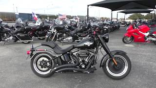 4. 014106 - 2016 Harley Davidson Softail Fatboy S FLSTFBS - Used motorcycles for sale