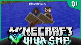 DIBONCENG HANTU KUCING! ~ Minecraft Viva SMP ep.1